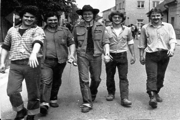 Horní Jelení 30.5.1981