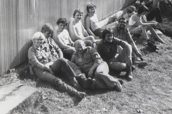 Svojšice   červen 1982